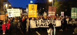 Savita Protest Picture
