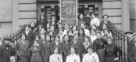 No more the 'slaves of slaves'  – Women in the Lockout