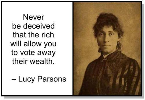 lucy parsons quote