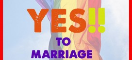 Vote Yes to Marriage Equality!